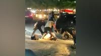 Video Penangkapan Oknum Perwira Polisi Kurir Sabu di Pekanbaru
