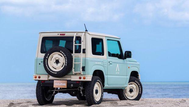 Modifikasi Suzuki Jimny DAMD Little B