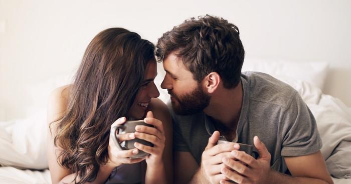 Peminum Kopi Lebih Bergairah Saat Hubungan Seks