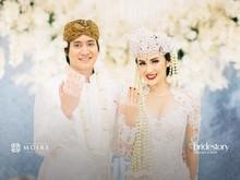 Kevin Aprilio dan Vicy Melanie Pamer Selfie Pertama Usai Nikah