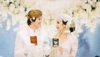 Jokowi Beri Selamat Atas Pernikahan Kevin Aprilio dan Vicy Melanie