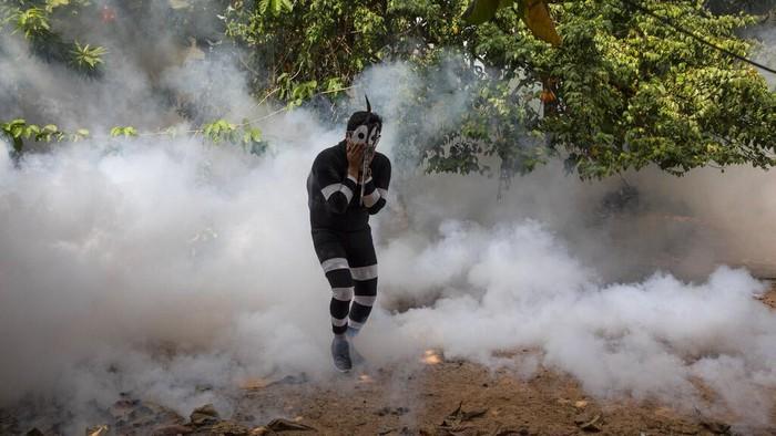Saat Peru bergulat dengan salah satu wabah virus terburuk di dunia, epidemi lain pun kembali muncul, yaitu demam berdarah.