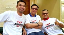 Raffi Ahmad Jadi Duta Tim MotoGP Indonesia, Apa Tugasnya?