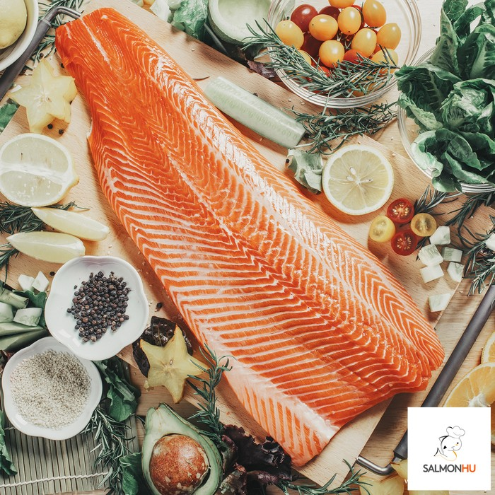 Salmon- Saba
