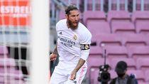 Ramos: Tak Usah Debat, Barcelona Pantas Diganjar Penalti