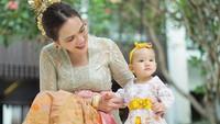 Shandy Aulia Beri Bayinya MPASI Dini hingga Bolehkan Cicip Durian