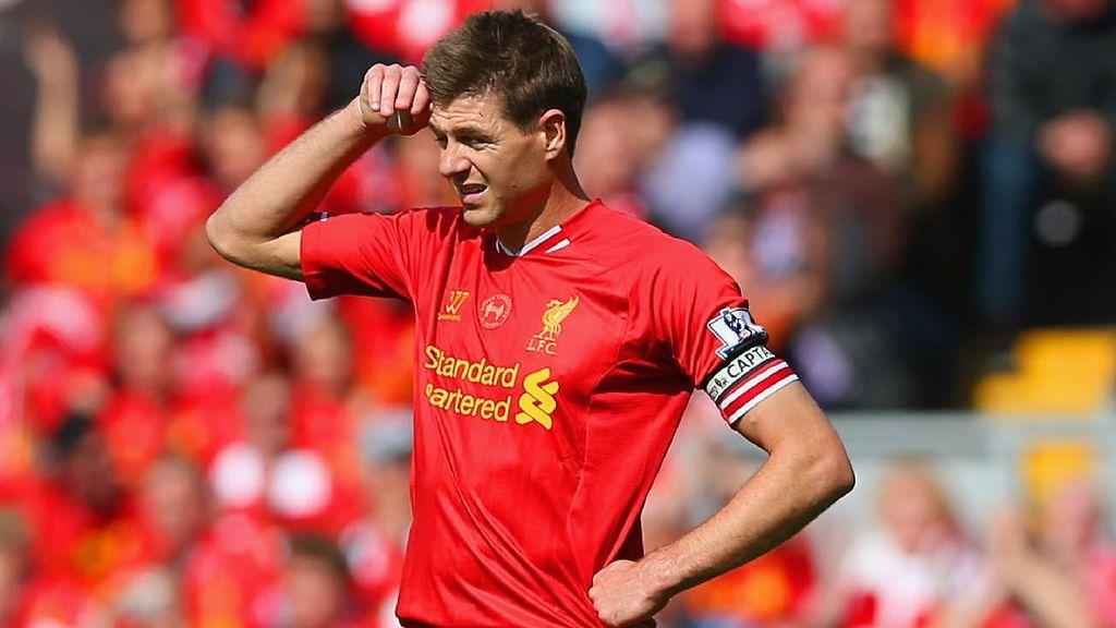 Steven Gerrard Masih Dihantui Insiden Kepleset 2014