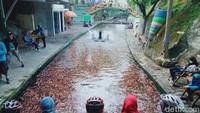 Sungai Gejigan di Klaten, Awalnya Kotor Kini Jadi Kolam Ikan
