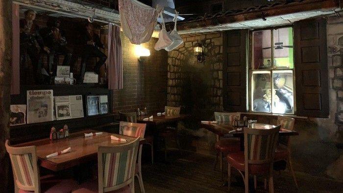 5 Kisah Restoran Berhantu, Jadi Gerbang Hantu dan Dijaga Hantu Ramah