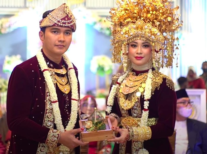 Aldi Taher Menikah Lagi