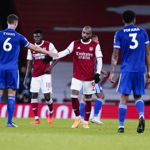 Link Live Streaming Leicester City Vs Arsenal