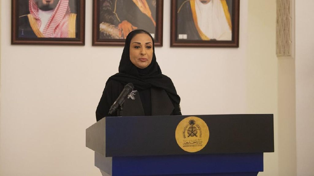 Hijabers Amal Yahya Al-Moallimi Jadi Duta Besar Wanita Kedua di Arab Saudi