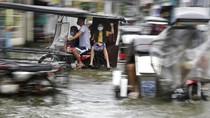 Satu Juta Warga Vietnam Dievakuasi Hindari Topan Molave