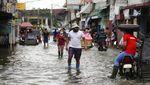 Topan Molave Bikin Filipina Diterjang Banjir