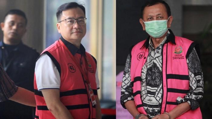 Dua terdakwa kasus korupsi PT Asuransi Jiwasraya (PT AJS), Benny Tjokro dan Heru Hidayat, menjalani sidang vonis hari ini, Senin (26/10). Keduanya menghadapi dakwaan kasus dugaan korupsi dan tindak pidana pencucian uang (TPPU).