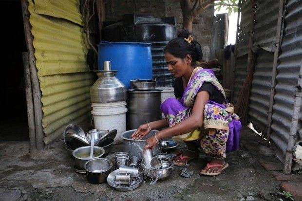 Buang-buang Air Minum di India Bisa Dipenjara 5 Tahun