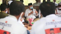 Cagub Sumbar Nasrul Abit Janji Beri Akses Jalan di Hutan Lindung