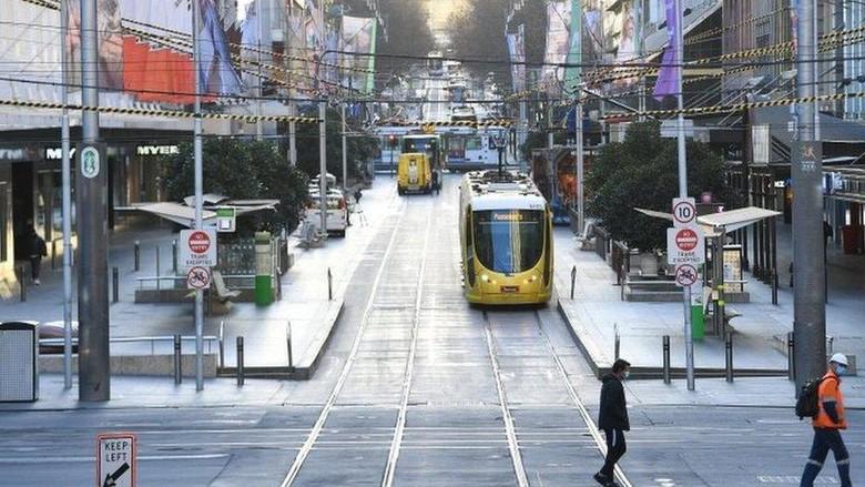 Covid-19 di Australia: Melbourne akan hentikan lockdown ketat setelah 112 hari, warga boleh keluar rumah, toko dan restoran dibuka kembali