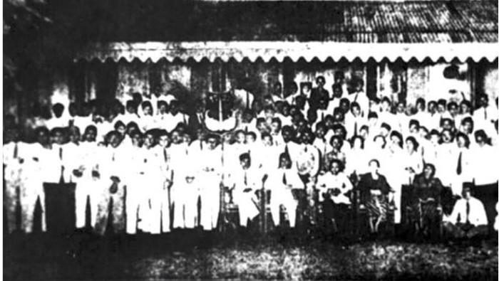 Gedung Sumpah pemuda yang menjadi tempat para pemuda menyatakan sumpah pemuda (Dok. Kemendikbud)
