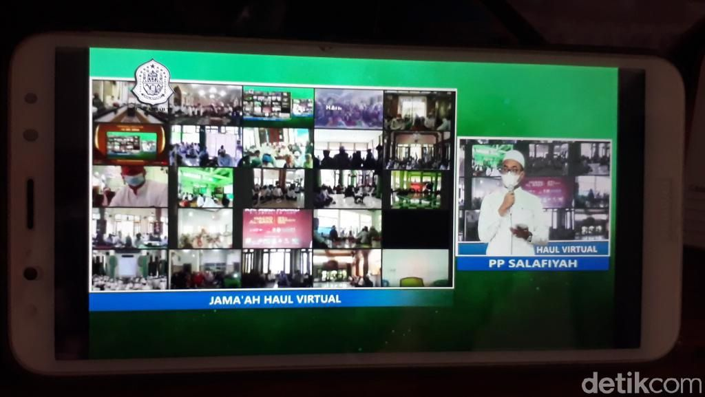 Haul KH Abdul Hamid Pasuruan Digelar Virtual Saat Pandemi COVID-19