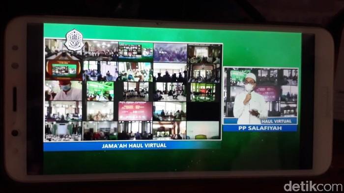 Haul KH Abdul Hamid Pasuruan Digelar Virtual