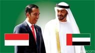 7 Perlakuan Istimewa UEA ke Jokowi