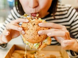 Ini Penyebab Orang Kecanduan Makanan Tak Sehat