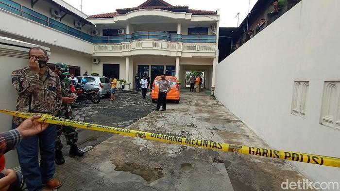 Sesosok jenazah perempuan yang meninggal dunia di salah satu hotel di Kudus diduga korban pembunuhan.