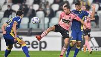Juventus Vs Verona Berakhir Imbang 1-1