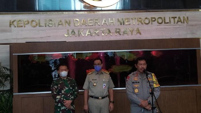 Kapolda: 67 Orang Ditahan Terkait Demo Rusuh Omnibus Law di DKI, 31 Pelajar