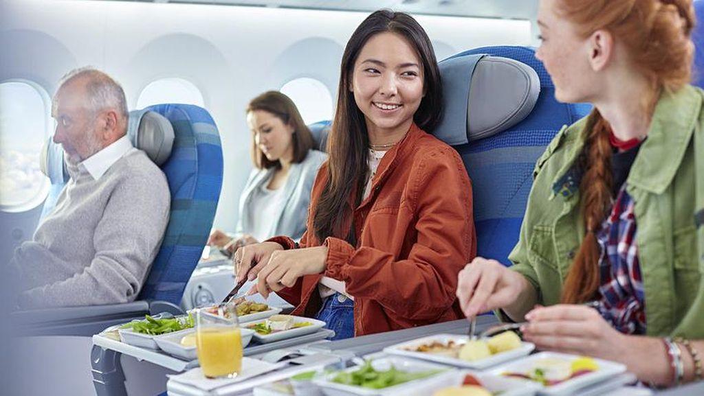 Karena Pandemi, 5 Maskapai Penerbangan Ini Terpaksa Jualan Makanan