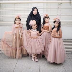 Koleksi Gaun Anak dari Keano Kids Kian Bersinar di Masa Pandemi