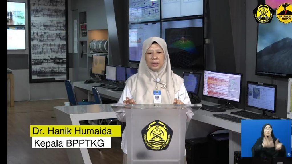 BPPTKG: Erupsi Gunung Merapi Berikutnya Sudah Semakin Dekat