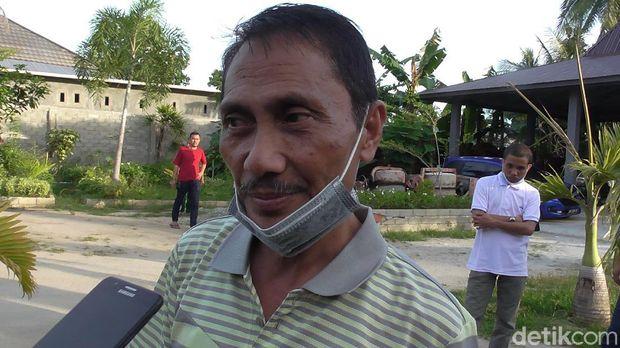 Ketua DPW PPP Provinsi Gorontalo, Nelson Pomalingno (Ajis Khalid/detikcom)