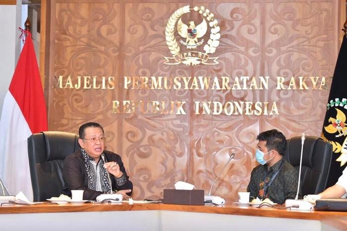 Ketua MPR RI Bambang Soesatyo mengungkapkan berbagai potret generasi muda Indonesia masa kini.