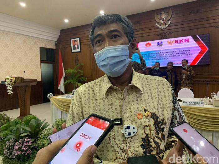 Komisioner KASN dr Rudiarto Sumarwono