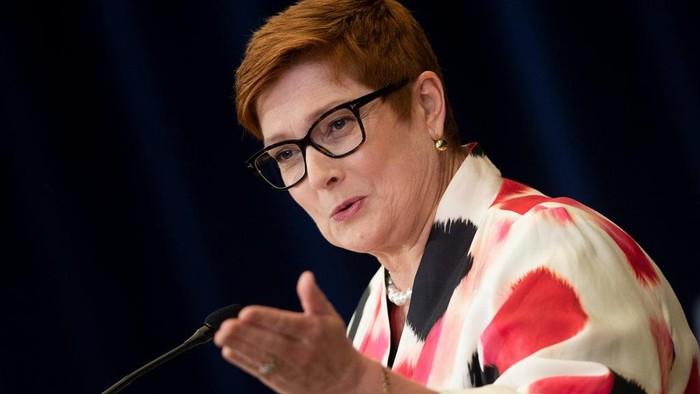 Menteri Luar Negeri Australia Marine Payne
