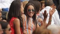 Jarang Terekspos, Putri Obama Viral Setelah TikTok-an Sambil Nge-rap