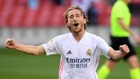 Modric Tolak Balik ke Tottenham, Pasrah dengan Keputusan Real Madrid