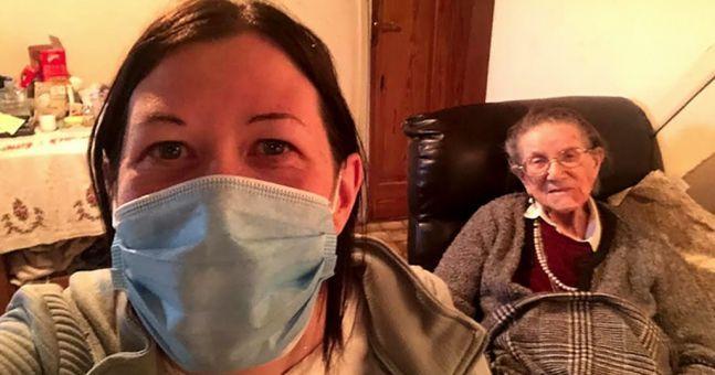Nenek 107 Tahun di Irlandia Ungkap Rahasia Panjang Umur