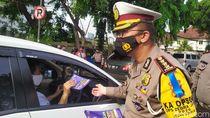 Berlangsung Saat Pandemi, Operasi Zebra Jaya Tetap Awasi Protokol COVID