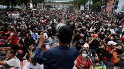 Parlemen Thailand Gelar Sidang Khusus Bahas Protes Pro-Demokrasi