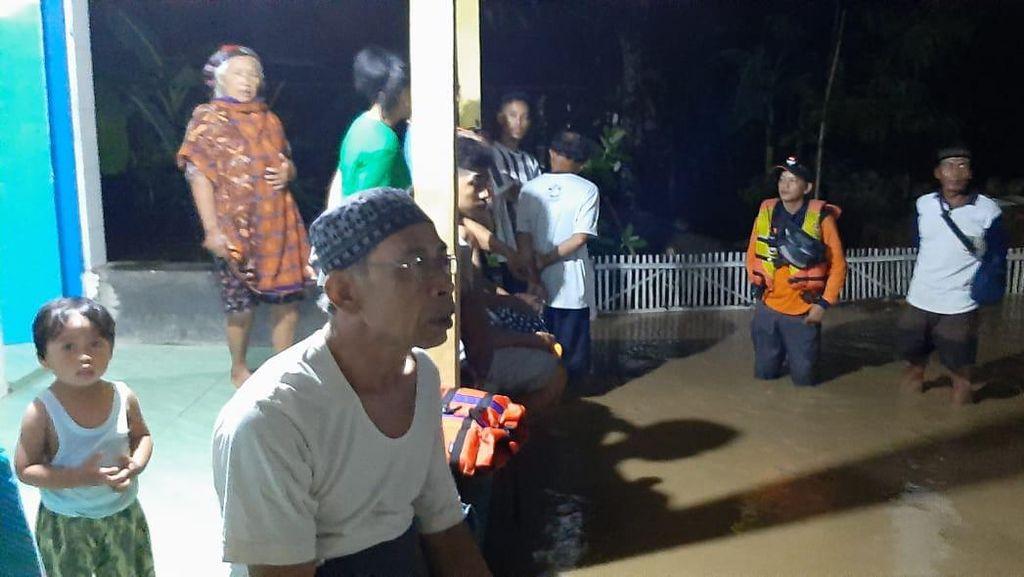 Banjir Landa Kebumen, Warga di Sejumlah Desa Sempat Mengungsi