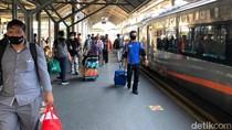 Cideo Libur Cuti Bersama, Daop 1 Jakarta: 7.000-9.000 Penumpang Per Hari