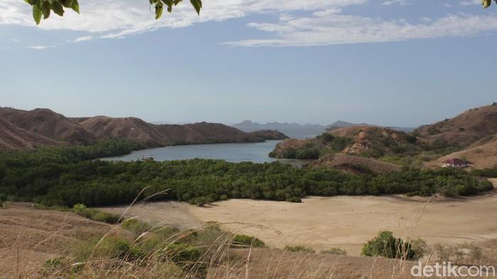 Pulau Rinca, TN Komodo