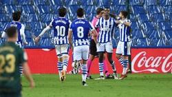 Klasemen Liga Spanyol: Real Sociedad Gusur Madrid dari Puncak