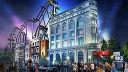 Roller Coaster John Wick Siap Meluncur di Dubai 2021