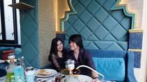 Kevin Aprilio dengan Istri Tunda Momongan Selama Setahun