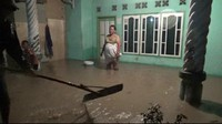 Sungai Meluap, 400 Rumah di Cianjur Selatan Terendam Banjir