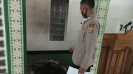 ODGJ Bakar Sajadah Masjid di Serang, Polisi: Warga Jangan Terprovokasi